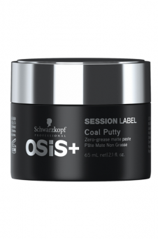 Schwarzkopf OSiS Session Label Матирующая Глина, 65ml