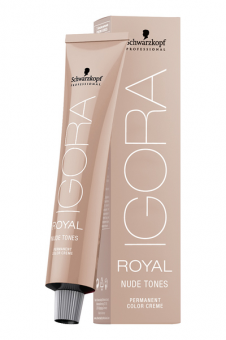 Schwarzkopf Igora Royal Nude Tones Collection 6-46 Краситель для волос, 60 мл